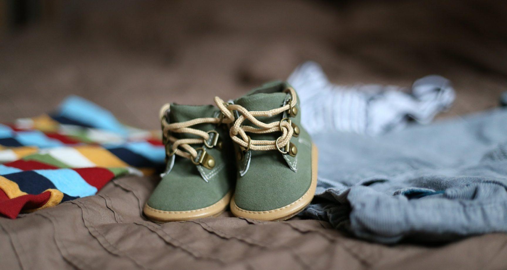 Weshalb die richtige Kleidung für ihre Kinder wichtig ist